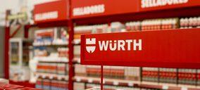 Würth estrena nuevo autoservicio y prepara otros siete