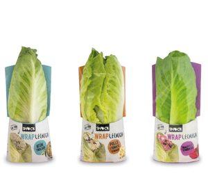 Comfresh presenta la versión más vegetal del wrap