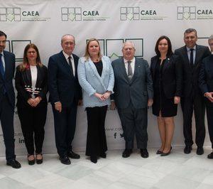 Virginia González sustituye a Luis Osuna en CAECA