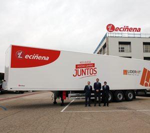 Leciñena y Liderkit se unen para presentar un nuevo modelo de trailer