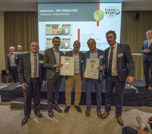 Tres clientes franceses de Comexi reciben premios por su impresión