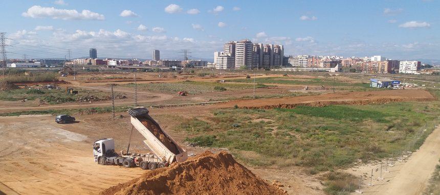 AQ Acentor desarrollará 75.000 m2 de suelo terciario en Valencia