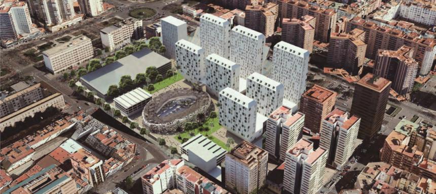 Adu Asesores duplica su cartera residencial tras hacerse con el suelo de Mestalla