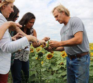 C.Coleman (Pipas USA): Trabajamos para mejorar las propiedades nutricionales del producto