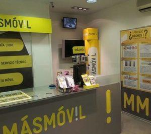 Grupo Másmovil supera los 5 M de clientes de postpago móvil