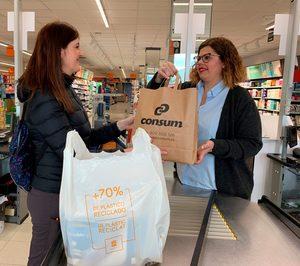 Consum implementará nuevas medidas para reducir el plástico