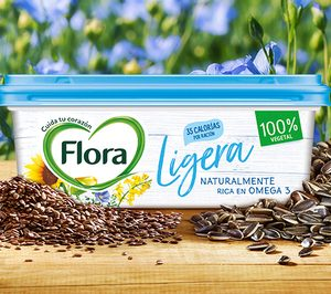 Upfield completa su gama de margarinas saludables y refuerza organigrama