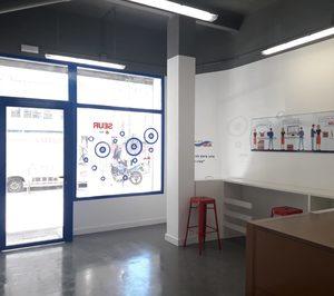 Seur inaugura su hub en el centro de Sevilla y alcanza once centros urbanos