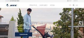 Jané presenta su portal web con nuevos contenidos informativos