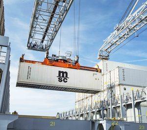 SanLucar envía arándanos en contenedores de atmósfera controlada de MSC