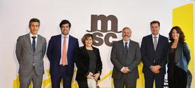 MSC abre una nueva oficina comercial en Sevilla
