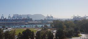 El Puerto de Algeciras roza los 27 Mt al cierre del primer trimestre