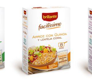 Ebro Foods revitaliza los formatos boil in the bag con Brillante Facilissimo