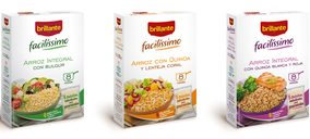 Ebro Foods revitaliza los formatos boil in the bag con Brillante Facilissimo