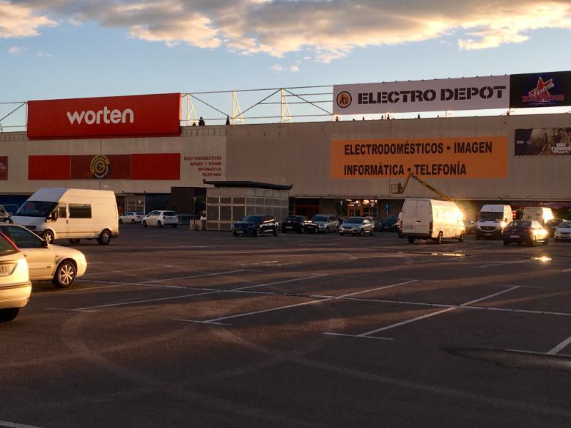 Electro Depot abrirá el 9 de mayo su nueva tienda de Leganés