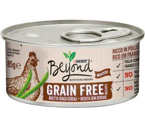 Nestlé Purina amplía su línea grain free con comida húmeda para perros y gatos