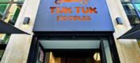 Tuk Tuk Noodles crece en la ciudad de Sevilla