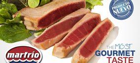 Marfrío amplía su oferta de productos con base de atún
