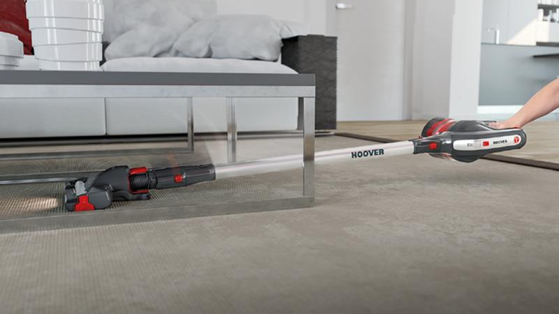 Hoover lanza la aspiradora escoba sin cables con wifi