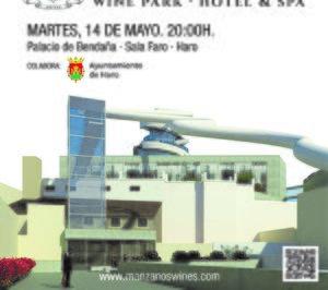 El proyecto enoturístico de Bodegas Manzanos costará 20 M€