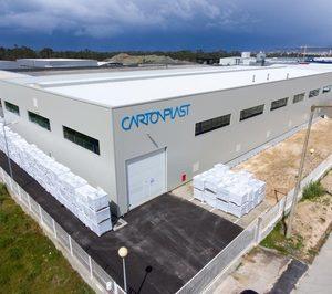 Cartonplast amplía sus instalaciones en Portugal