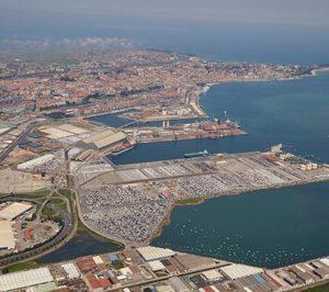 El tráfico portuario supera los 140 Mt en el primer trimestre del año