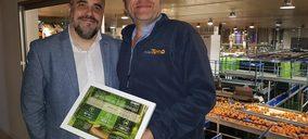 Frutas Tono y Chep amplían su colaboración por tres años más