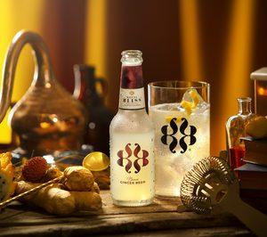 Coca-Cola presenta Royal Bliss Brave Ginger Beer