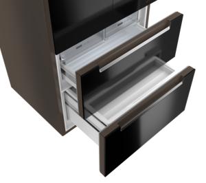 Teka lanza su frigorífico French Door Gourmet