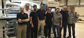 Comexi equipa a la estadounidense Portco Packaging