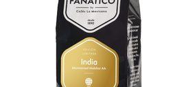 'La Mexicana' refuerza su gama premium con el lanzamiento de un café de la India