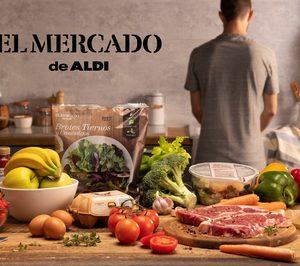Aldi reagrupa sus frescos bajo la nueva marca Mercado de Aldi