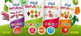 Vidal Golosinas busca al consumidor vegano y saludable con la nueva línea Naturall