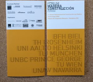 Cuenta atrás para el primer Fórum Internacional de Construcción con Madera