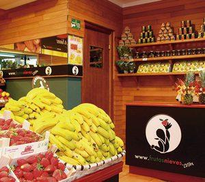 Frutas Nieves incrementa un 4,3% sus ventas y proyecta seis nuevas tiendas