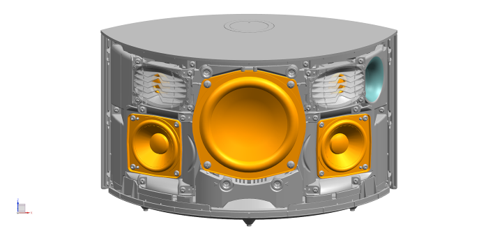 Technics presenta Ottava SC-C30 su nuevo sistema Premium Class