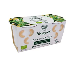 Naturgreen presenta su gama de alternativas vegetales Biogurt