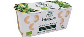 Naturgreen presenta su gama de alternativas vegetales Biogurt