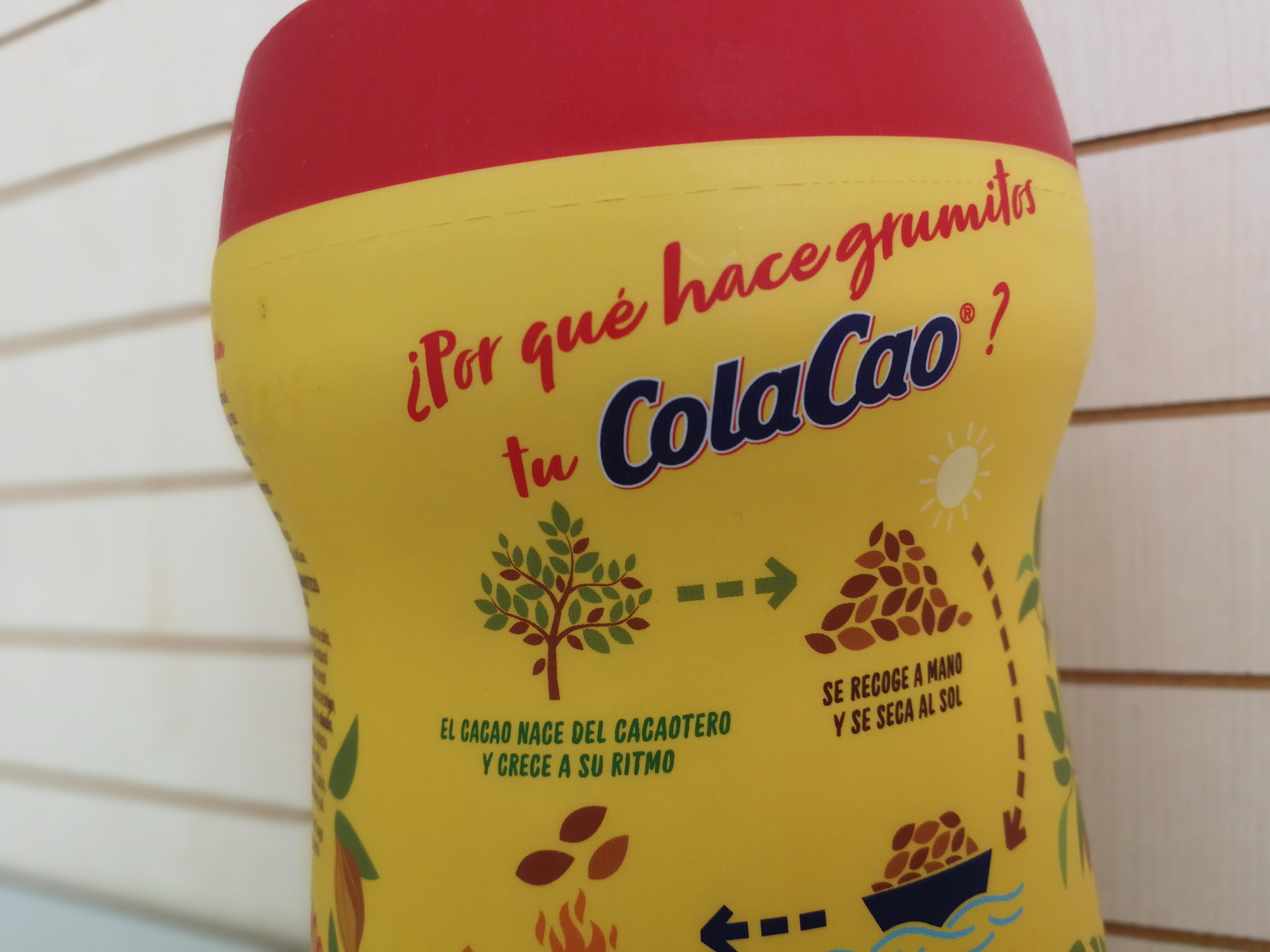 'Cola Cao' suma la variedad puro y el sello UTZ y moderniza su envase
