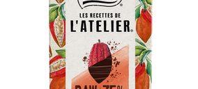 Nestlé amplía la gama LAlerier con tabletas de arándanos y raw