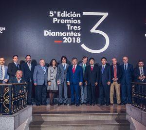 Mitsubishi Electric celebra la 5ª edición de los Premios 3 Diamantes