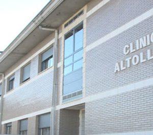 La Clínica Altollano de León presenta concurso voluntario de acreedores