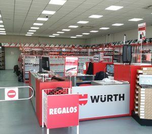 Würth abre cinco autoservicios y amplía instalaciones en Canarias