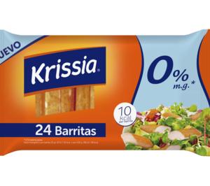 Angulas Aguinaga lanza Krissia 0% materia grasa