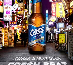 Oriental Market se refuerza en cervezas con Cass