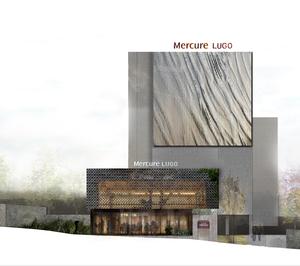 El Mercure Lugo abrirá en octubre de 2020