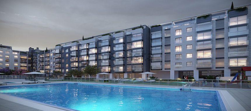 Coivisa desarrolla tres nuevos residenciales en Madrid
