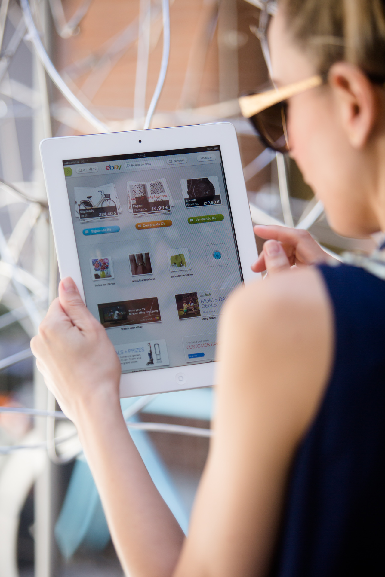 MediaMarkt Iberia amplía su canal de ventas con eBay