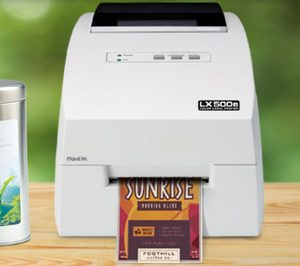Nueva impresora de etiquetas de DTM Print, ya disponible en EMEA