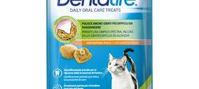 Nestlé Purina desarrolla una línea de cuidado dental para gatos